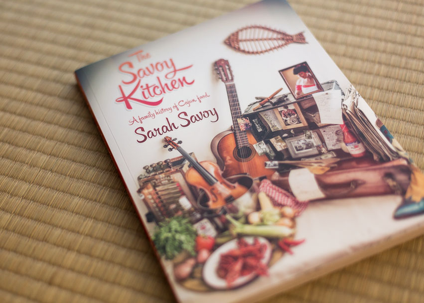 The Savoy Kitchen - A Family History of Cajun Food\' available now ...
