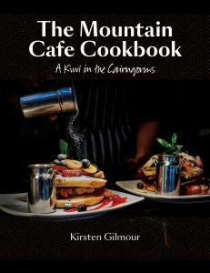 Mountain Cafe Cookbook Cover