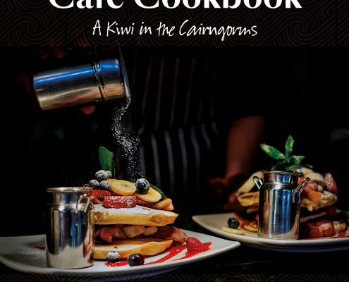 Mountain Cafe Cookbook Cover