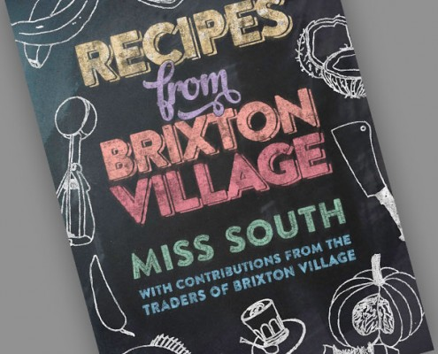 Recipes from Brixton Village - front cover