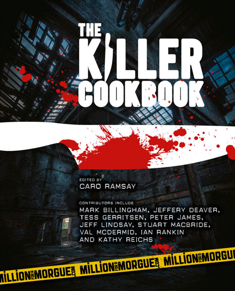Killer Cookbook cover