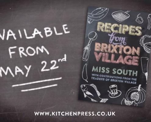Recipes from Brixton Village video