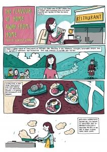 First page of Sumayya Usmani's contributiion