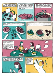 Tomorrow's Kitchen - Sumayya Usmani story