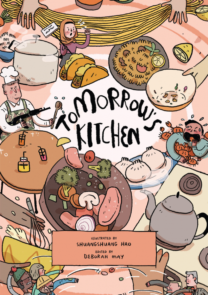 Cover of Tomorrow's Kitchen