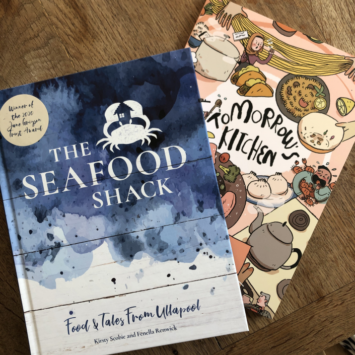 new cookbooks for Autumn 2020
