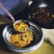 A delicious bowl of vegan bean soup