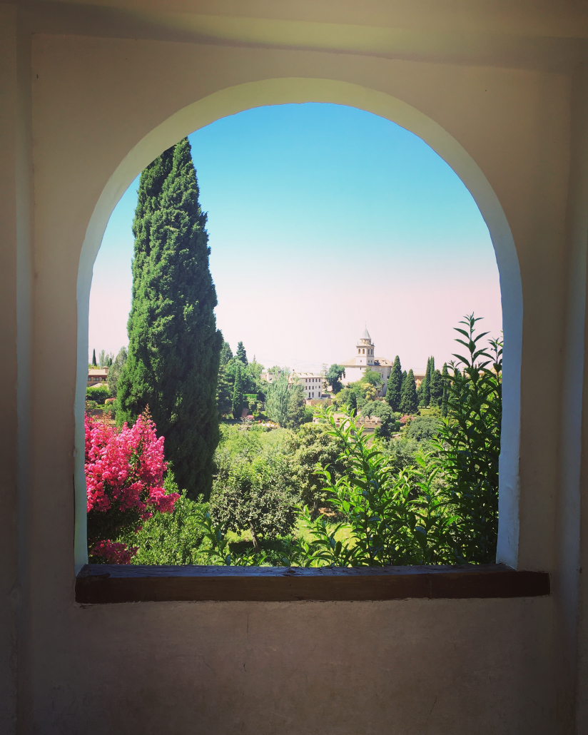Andalucia view