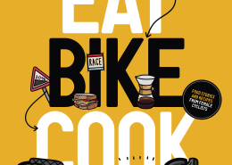 Eat Bike Cook book cover